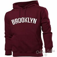 Brooklyn Hoodie Men Women Kids New York City Nyc America