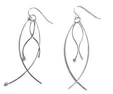 Minimalist & Classy- White Pearl Centre & Golden Stud Metal Earrings(Zx291)