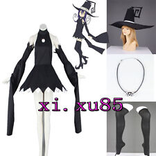 Blair Cosplay Soul Eater Costume Pretty Dress For Girl's High Quality Any Szie