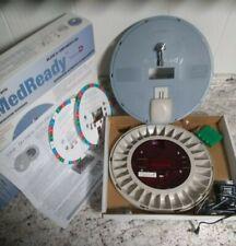 MedReady 1700-FL Medication Pill Dispenser with Alarm, Lock & Flashing Light