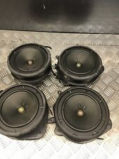 AUDI A4 B7 B6 SET OF 4 DOOR SPEAKERS 8E0035411A GENUINE BOSE SPEAKERS