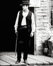 Paul Newman Press Photo 1967 Hombre 20th Century Fox Date Stamped VTG Original