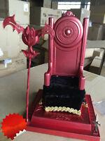 Toyzone Saint Seiya Cloth Myth EX Gold Gemini Pope Throne Chair Special Version*