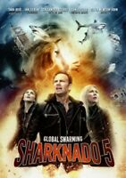 Nuovo Sharknado 5 - Global Sciamatura DVD (SBF610)