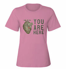 CAMISETA YOU ARE HERE TALLA S M L XL XXL SIZE T-SHIRT