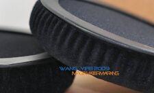 Replacement Velour Ear Pads Cushion For Denon AH D2000 D5000 D7000 Headphones