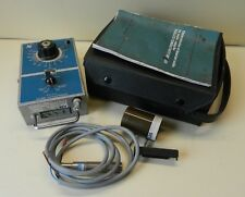 Nalco Microsiemens Conductivity Meter Model MC19 in case (Untested)