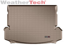 WeatherTech Cargo Liner for Nissan Rogue with 3rd Row - 2014-2018 - Tan