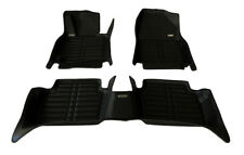 TuxMat Custom-fit 3-D Car Floor Mats for Toyota Corolla Sedan 2020 Model