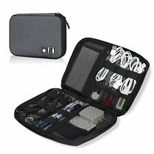 Hynes Eagle Travel Accessories Cases for Various Usb Phone Charger and Cable Bag