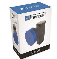 TWIN LNB OPTICUM LTP-04H READY FOR HD 3D POLSAT NC+ TNK HD SKY RECORDING