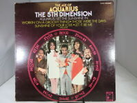 "The 5th Dimension ""The Age Of Aquarius"" LP Soul City Records SCS-92005 VG+ GF"