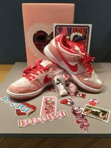 Size 13 - Nike SB Dunk Low x StrangeLove Valentines Day 2020