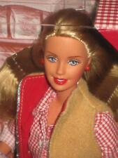 2000 COUNTRY CHARM Barbie Doll Cracker Barrel Special Edition #26464 NRFB