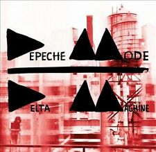 Delta Machine [Digipak] by Depeche Mode (CD, Mar-2013, Columbia (USA))