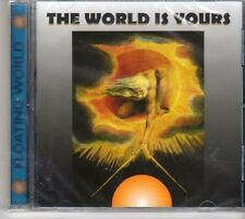 (DM89) Floating World, The World Is Yours - 2009 sealed CD