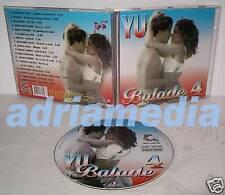 YU BALADE CD Nr 4 Jugoslavija Indexi Bebek Josipa Lisac Zdravko Hari Mata Hitovi