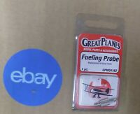 2OF Great Planes GPMQ4162 Fueling Probe 1pc NIP