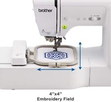 Brother Se600 Computerized Combo Sewing *2Dayship *New