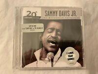 Best of SAMMY DAVIS JR 20th Century Masters The Millennium Collection New Sealed