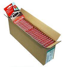 Lot of 100 Sandisk Cruzer Blade 8GB 2.0 Usb Flash Drive MEMORY/ WHOLESALE