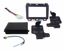 Radio  Dash Mounting Kit Single or Double Din w/ Harness & Antenna for Maxima
