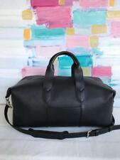 $3300 LOUIS VUITTON Black Taiga Leather Astralis 55 Duffle Bag Luggage ON SALE!