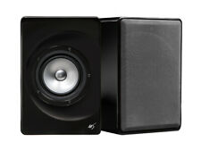MARKAUDIO SOTA CESTI MB LOUDSPEAKERS - NEW - BLACK RRP £1095 selling for £525