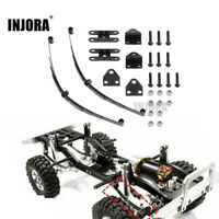 1/10 Leaf Springs Highlift Chassis for D90 Axial SCX10 F350 RC Crawler Car Parts