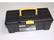 Portable Mini Toolbox Hand Held Carry Storage Lockable Small Tool Box 12x5x5�><script type=