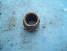 1998 HONDA FOURTRAX 300 EX REAR AXLE NUT
