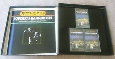 NEW American Musicals Rodgers & Hammerstein 3 Cassette Box Set w/ Booklet