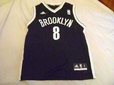 NBA Brooklyn Nets shirt jersey Adidas S #8 Williams shirt vintage