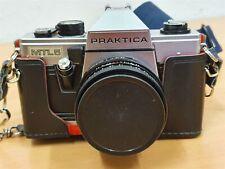 "PENTACON PRAKTICA MTL5 + Case - Vintage 1980s East German 35mm Film Camera - !""_"