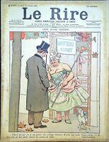 Le RIRE N° 277 du 24 Février 1900