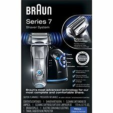 NIB Braun Series 790cc-4 Cord/Cordless Men's Shaver with Clean and Charge Statio