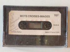 THOMSON TO7 - MO5 MOTS CROISES-IMAGES