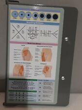 Folding Clipboard Nursing Edition (Gray)