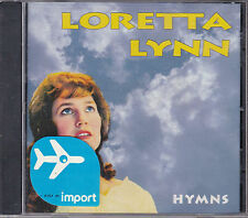 CD 12 TITRES LORETTA LYNN HYMNS DE 1991 IMPORT USA NEUF SCELLE