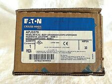 Eaton Crouse Hinds APJ3375 30 amps 3 wire 3 poles ARKTITE M4 plug grounded NEW
