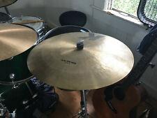 "Cymbal Zildjian K 20"" Flat Top Ride used"