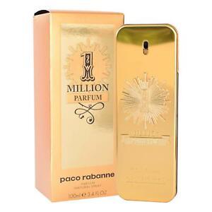 Paco Rabanne one Million Parfum 3.4 oz For Men- New 2020