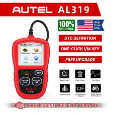 Autel AL319 OBD2 Scanner Check Engine Light OBD Code Reader Auto Diagnostic Tool