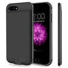 Metal Frame Shockproof Bumper Back Case Cover Protective for iPhone 7 plus