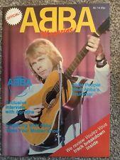 abba magazine No.14