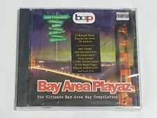 NEW Bay Area Playaz CD SEALED 1995 SF Rap Compilation players RBL Posse Luniz JT