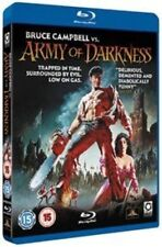 Army of Darkness Evil Dead 3 Bruce Campbell Movie 1993 Blu-ray (uk) BD 15 BRAND