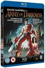 Bruce Campbell M Rated DVD & Horror Blu-ray Discs