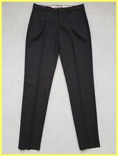 EUC DRYKORN FOR BEAUTIFUL PEOPLE BLACK WOOL PLEATED TAPERED TROUSER PANTS 26 2