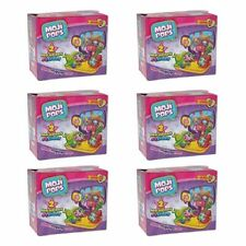 MOJI POPS - Story Box MOJIPOPS Series 1 Includes 2 Mojipops and 1 Story 6 Pack